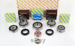Fiat 500 / Punto 5 Speed Box C514.5 Standard & Joint Bearing Rebuild