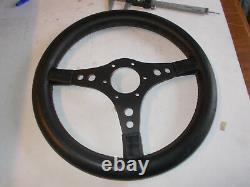 Fiat Sports Steering 500 124 126 127 A112 Lancia Alfa Romeo Diameter 32