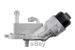 Filter Housing + Oil Cooler 159 Brera Spider Bravo II Doblo 9-5 55595532