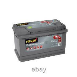Fulmen Formula Xtreme Fa900 12v 90ah 720a Battery