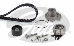 Gates Distribution Kit With Water Pump For Opel Zafira Astra Kp55500xs