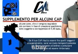 Grille Shield Mask Before Original Alfa Romeo Giulietta Oe 156112051