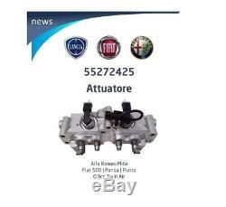 Group Actuator Valves 500 Original Fiat Panda Punto Alfa Mito 0.9 Twinair