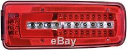 Hella 2vd 012 381-211 Tail Light, Left, 24v Led