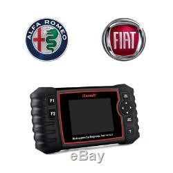 Icarsoft Fa Suitcase Diag V2.0 Pro Obd2 Compliant Fiat Alfa Romeo Snooper Ds150