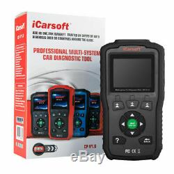 Icarsoft Fa V1.0 Fiat Alfa Romeo Multi System Diagnostic Code Scanner Tool