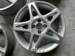 Lot Of 4 Rims Speedline 16 4x98 Fiat Alfa Romeo Lancia Neuf