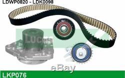 Lucas Timing Belt Kit With Water Pump For Alfa Romeo 159 147 156 Lkp076