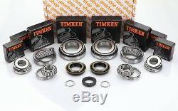 M32 Gearbox Bearing Repair Kit Timken 8 4 O (input 25mm)