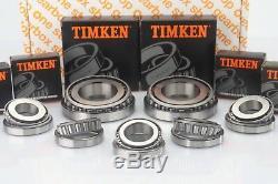 M32 Gearbox Vauxhall, Alfa, Fiat, Opel Bearing Rebuild Kit Timken 7