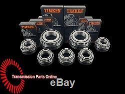 M32 / M20 Alfa Romeo / Fiat / Opel 7 Timken Bearing Kit