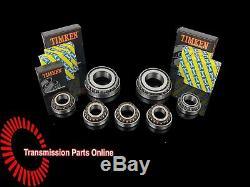 M32 / M20 Gearbox Alfa Romeo / Fiat / Opel 7 Timken / Snr Bearing Kit