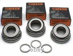 M32/m20 Gearbox Cap Case Roller Repair Rebuild Kit Timken