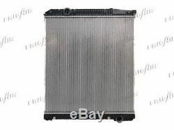 Mb-actros Radiator 950x810 No Frames Valeo Sys