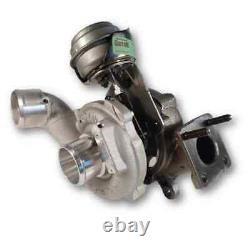 Nine Garrett Turbo 1.9-jtdm Jtd 126-150 HP 716 665 147 Alfa Romeo Fiat Stilo
