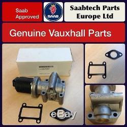 Oem Vauxhall Vectra C 2002-2008 Egr Valve 16v 1.9 D 150 Bhp New 55215031