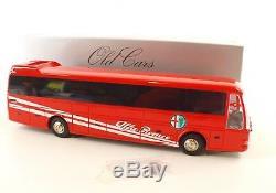 Old Cars 6902 Iveco Fiat 391 Gt Domino Autobus Alfa Romeo 1/43 Mint
