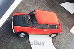 Old Original Poster Autobianchi A112 Abarth Garage Fiat Lancia Alfa Romeo