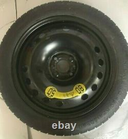 Original Spare Wheel (galette) 16 For Fiat 500 Abarth 595 (no Essesse)