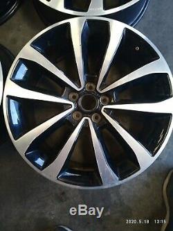 Pack 4 Wheels Fiat Tipo II Alfa Romeo Gt 17 Inches 7j Et41 5x98 500l