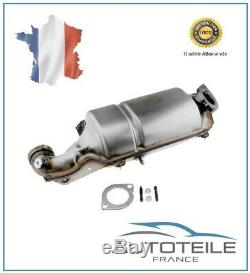 Particulate Filter (fap) For Fiat Bravo II (198) 1.6d Multijet From 2008 To 2014