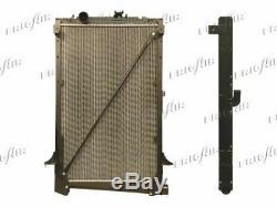 Radiator Daf Cf 85 01