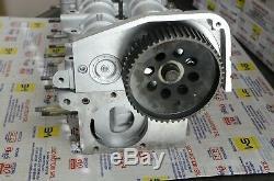 Revised Head 55195005 Fiat Alfa Romeo 156 166 159 2.4 Jtdm 20v 55207295