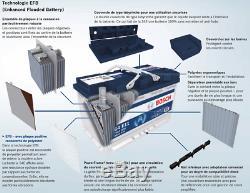 S4e07 Bosch Car Battery 65a / H-650a