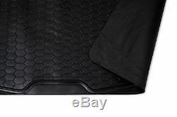 Safe Safe Trunk Protection Rubber Trim Universal Carpet