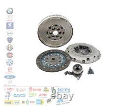 Set 4 Parts Inertia Steering Wheel Clutch Palier Opel Corsa D Meriva 1.3 Cdti 55kw