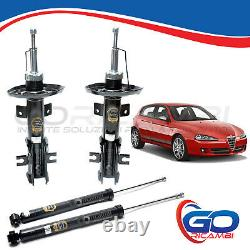 Set Front And Full Rear Shocks For Alfa Romeo 147 156 Gt
