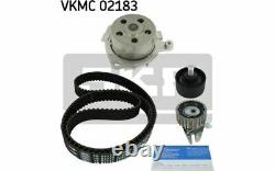 Skf Distribution Kit With Water Pump For Fiat Barchetta Punto Vkmc 02183