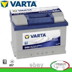 Start Battery Battery Varta 60ah 12v Blue Dynamic D59 560 409 054