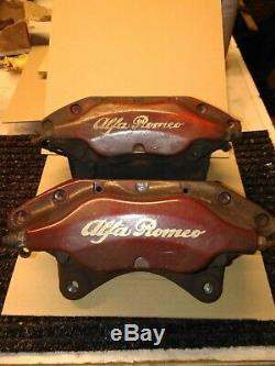 Stirrups Brembo 4 Pistons Alfa Romeo 147.156, Gtv, Fiat Coupè