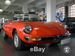 The Door Handles Handle Alfa Romeo Spider 105/115 1970-1993 Piece Left