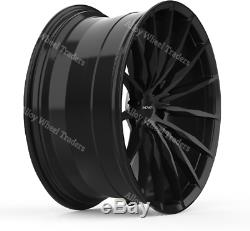 Torque 19 Sb Alloy Wheels For Alfa Romeo 159 Jeep Grand Cherokee 9-3 9-5