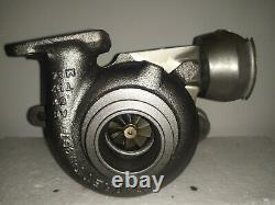 Turbo Hybrid Gt1752v For 1.9 Jtd For More Than 220 HP 777250 777251 Fiat Alfa