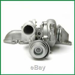 Turbocharger For Alfa Romeo, Fiat 1.9 Jtdm 16v 150 HP 761899-0003