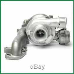 Turbocharger For Alfa Romeo, Fiat 1.9 Jtdm 16v 150 HP 767836-7