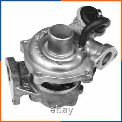 Turbocharger For Fiat Kp35, 0375s1, 1607371380, 73501343, 71784113
