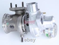 Turbocharger Turbocharged Turbo Original Garrett Grande Punto Evo Abarth Essesse 180 HP