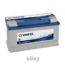 Varta Blue Dynamic G3 Battery 12v 95ah 800a 595 402 080