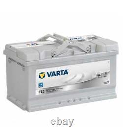 Varta Silver Dynamic 85ah / 800a Battery (f18)