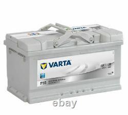 Varta Silver Dynamic F18 Car Battery 12v 85ah 800a 315x175x175 585 200 080