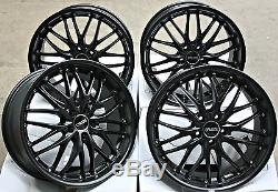 Wheels 18 Alloy Cruize 190 MB For Adam Opel Corsa S D Astra H & Opc