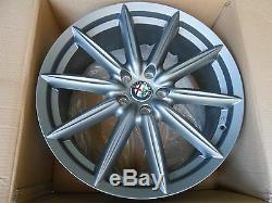 Wheels 19 5x110 Alfa 159 Giulietta Fiat Opel Saab No Croche Brembo