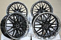 Wheels 19 Alloy Cruize 190 Bp Deep Black Poli 5x108 19 Inches Alloys