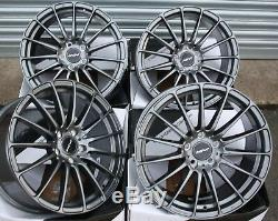 Wheels Alloy X 4 18 Gm 15 Spoke For Alfa Romeo Jeep Cherokee Saab 93 95