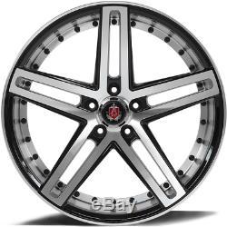 X4 Wheels 19 Bpf Ex20 Alloy For Alfa Romeo 159 Jeep Grand Cherokee 9-3