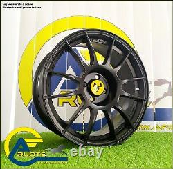 Xlr MB 4 Light Alloy Rims Made Italy 7 17 4x98 Et29 Abarth 500 595
